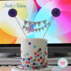 Cake Colors dots