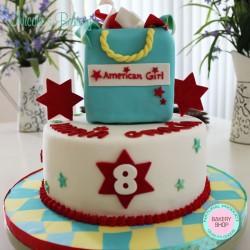 Cake American Girl