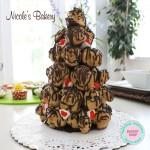 Profiteroles with Chocolate Ganache